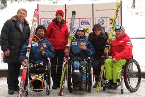 2012 IPC Alpine Skiing Eurocup - Abtenau, Austria 19-22 January 2012